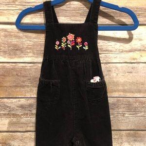Gymboree Pocket Pal Imaginary Friends overalls